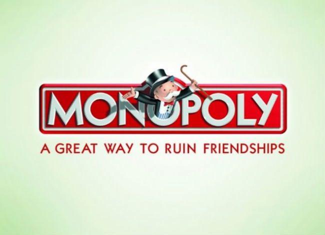 Monopoly. Brutally Honest Brand Name Slogans – BoredBug