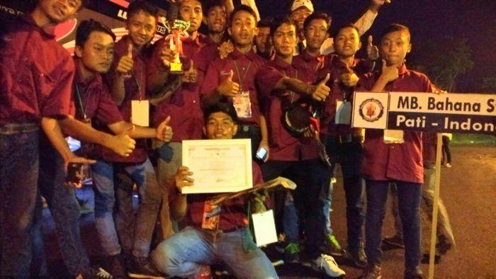 Marching band asal Pati raih runner-up di ajang internasional