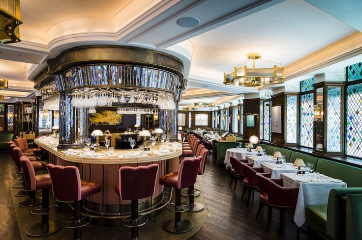 The Ivy — Covent Garden | 12 London Cocktail Bars That Will Make You Feel Posh AF
