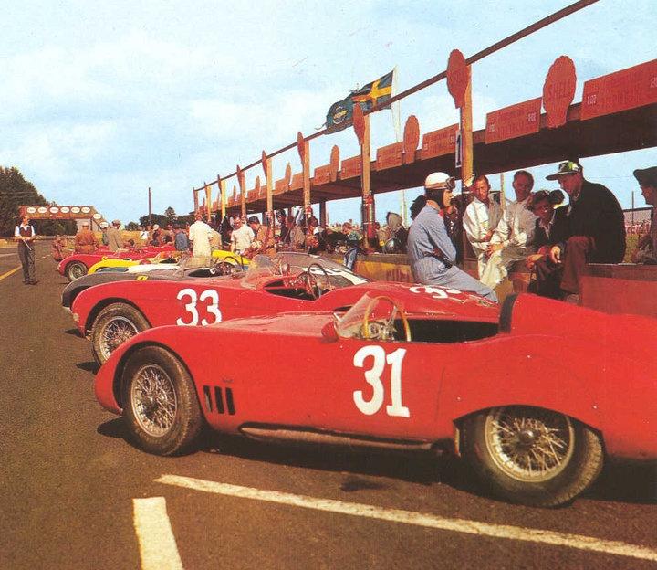 Vintage Race Cars >> Swedish GP 1955. | Race Cars | Pinterest | Cars, Wheels and Auto racing
