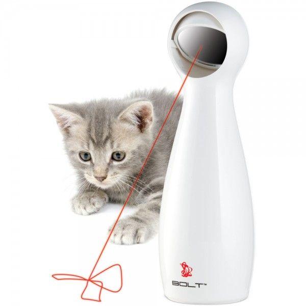 FroliCat Bolt Interactive Cat Laser Toy [ PTY1714245 ]