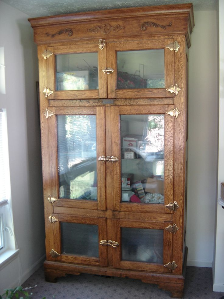 1000 Images About Old Wood Ice Box On Pinterest Boxes