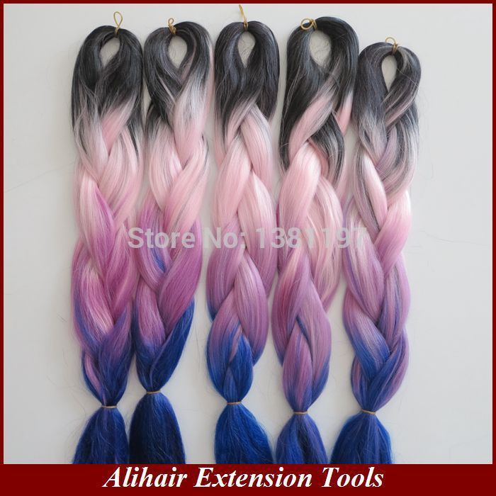 Compare Prices on Kanekalon Hair Colors- Online Shopping/Buy Low ...