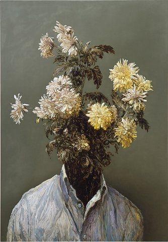 Glenn Brown via Gagosian Gallery