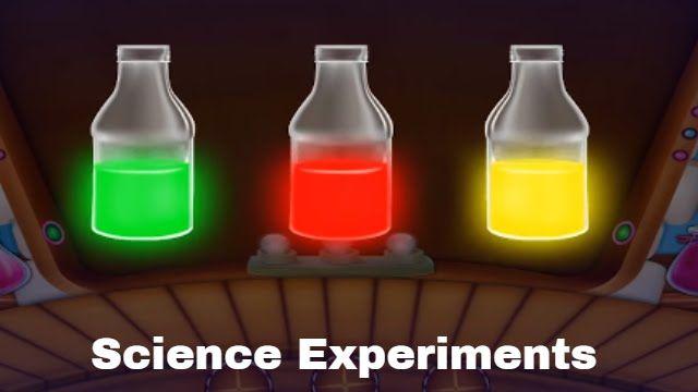Hier sind einige erstaunliche wissenschaftliche Experimente mit Wasserkindern, die von Mavo TV lernen. L … – Anthony's Dream House Ideas