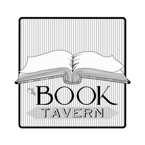 brand identity for the Book Tavern. bensonbensonco.com