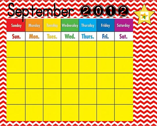 44 best Smart board images on Pinterest Interactive bulletin - classroom calendar template