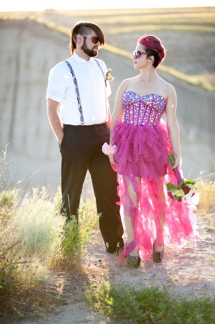 910 best Unique weddings... images on Pinterest | Halloween prop ...
