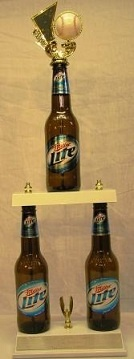 Beer Bottle Fantasy Baseball Trophy Championship #cheap #trophy    http://www.fantasytrophydepot.com/?goods=three-beer-bottle-fantasy-baseball-trophy