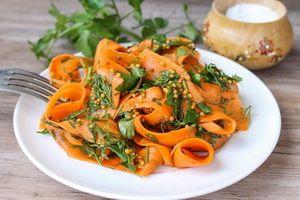 Морковь по-восточному - уникальная закуска всего за 10 рублей