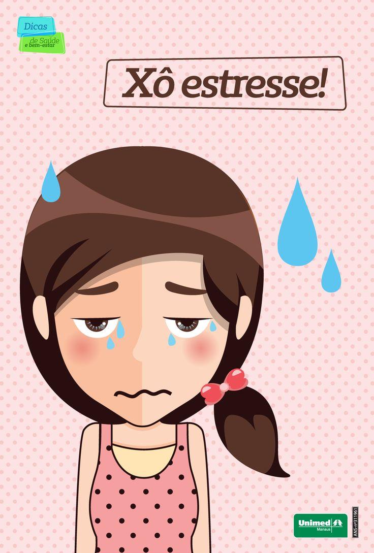 Ter um dia difícil faz parte! coloque as emoções, como o estresse e a frustração, para fora. Cuidar do emocional. #esseéoplano #unimedmanaus