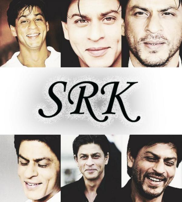 Smiles. Shahrukh Khan ♡ SRK