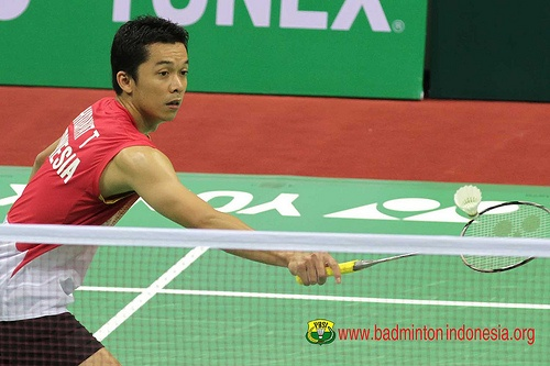 Taufik Hidaya - India Open Super Series 2013