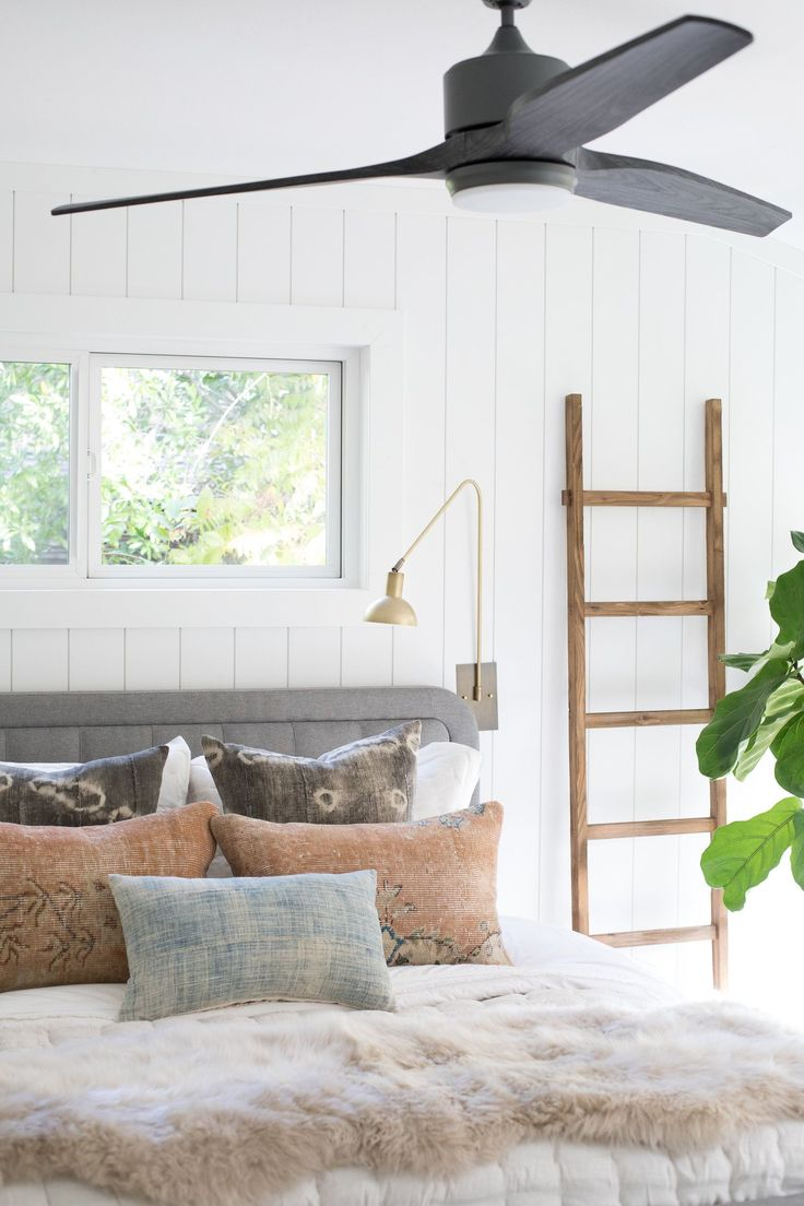 Best 25 white shiplap ideas on pinterest wood walls Wood paneling transformation