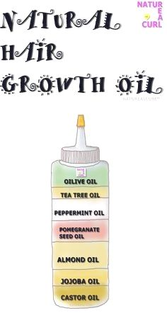 Hair growth natural oils are certainly making quite a ruckus inside the hair health and beauty marke