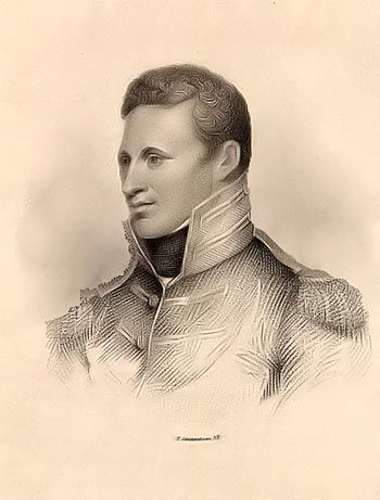 "Zebulon Pike. Famous for giving his name to ""Pike's peak"" in Colorado which he discovered in 1806."