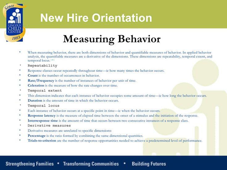 Applied Behavior Analysis Training Pinterest Applied behavior