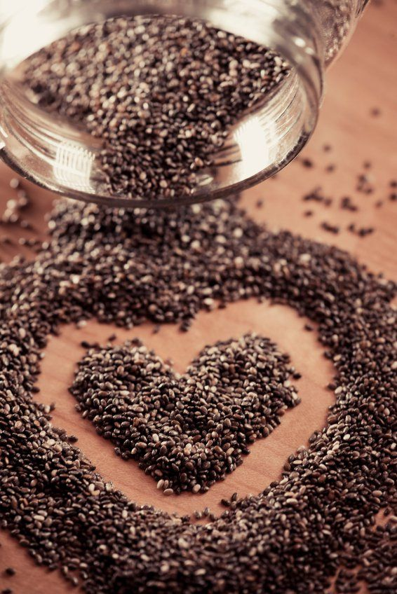 chia chudnutie semienka
