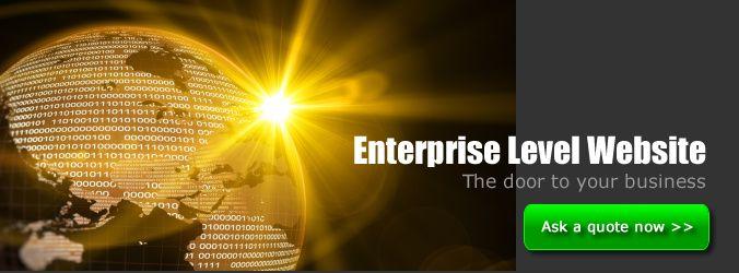 Development of Enterprise Level Websites. Bringing your site to the next level. http://javieryep.com/development-marketing