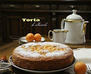 Torta 7 vasetti con albicocche - sofficissima e super golosa