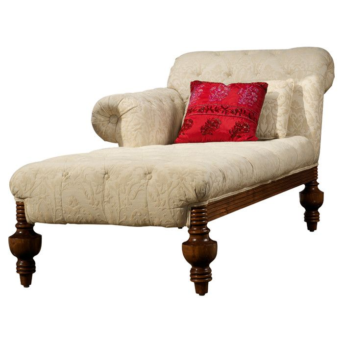 Vintage Tufted Chaise Lounge - Gone Antiquing on Joss u0026 Main  sc 1 st  Pinterest : chaise lounge vintage - Sectionals, Sofas & Couches