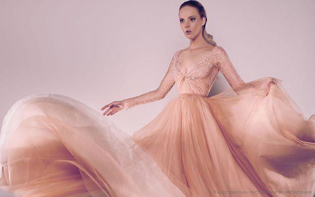 44 besten Paolo Sebastian Bilder auf Pinterest | Hochzeitskleider ...