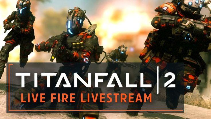 Titanfall 2 Live Fire Update Livestream - http://gamesitereviews.com/titanfall-2-live-fire-update-livestream/