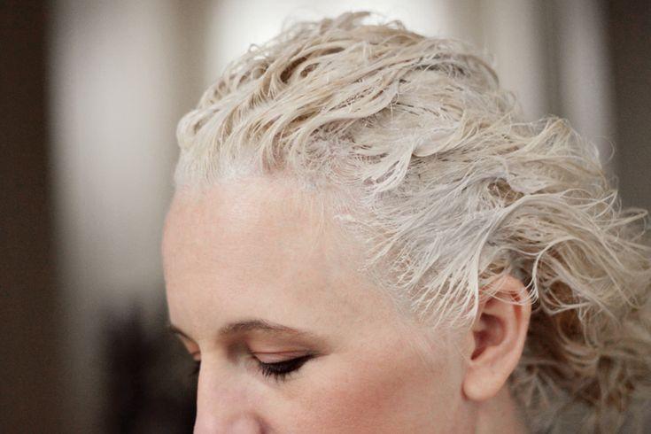 Tips For Maintaining Platinum Bleach Blonde Hair