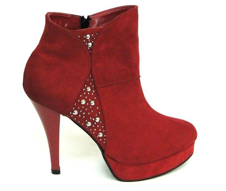 Diana_1104_Durazno_Rojo Colección Oto-Inv 2013/14 Jumeira Shoes