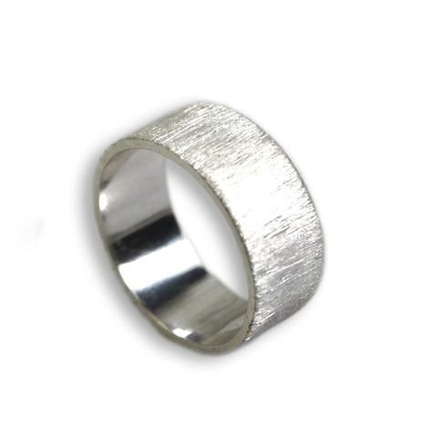 Contrast ring, sølv