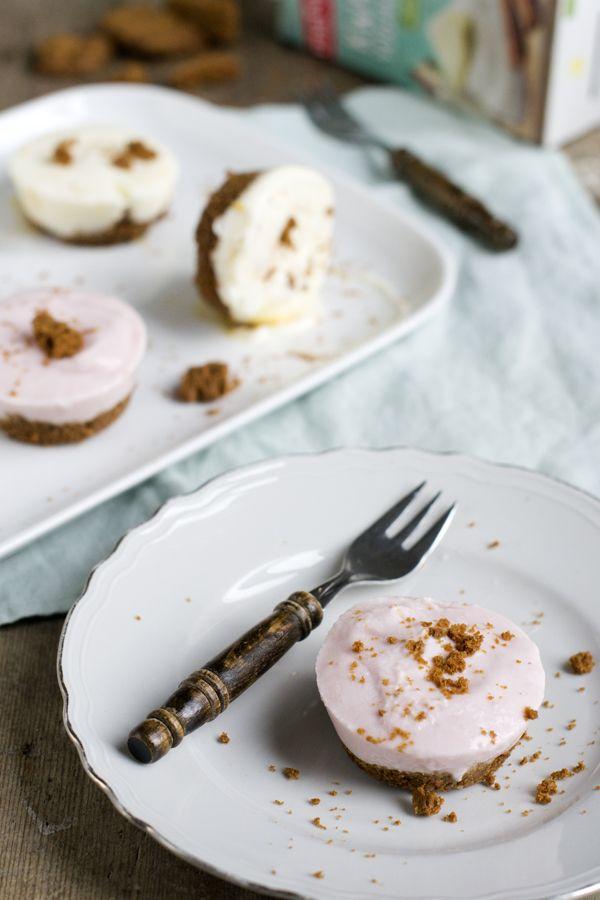 Snelle yoghurtkwark ijstaartjes | via BrendaKookt.nl