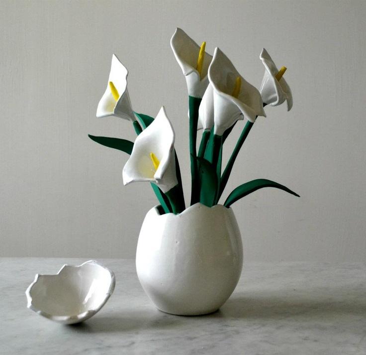 Ceramic italian work by Rossella Mazzitelli