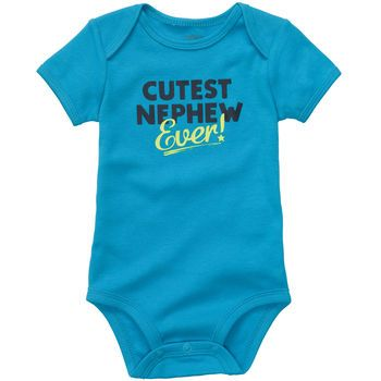 FOR ALL U AUNTIES OF BABY WALBRIDGE OUT THERE! JUST SAYING :)
