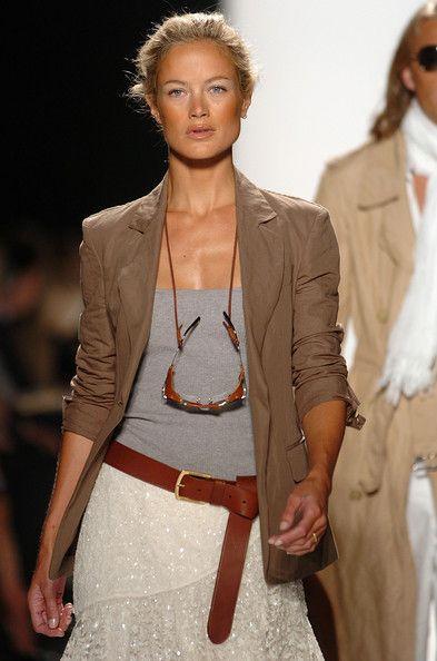 Carolyn Murphy Photos: Michael Kors Spring 2006 - Runway