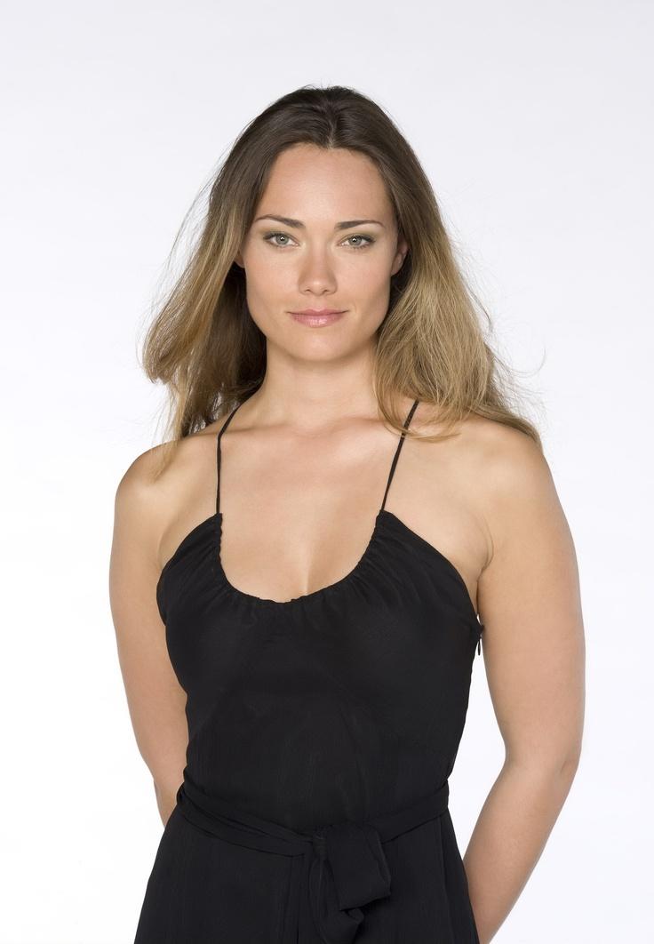 German actress Sarah Maria Besgen.   Entertainment