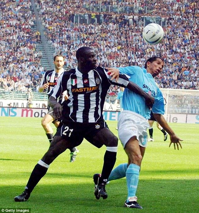 Lilian Thuram gained a reputation as one of the fairest and most erudite defenders in football