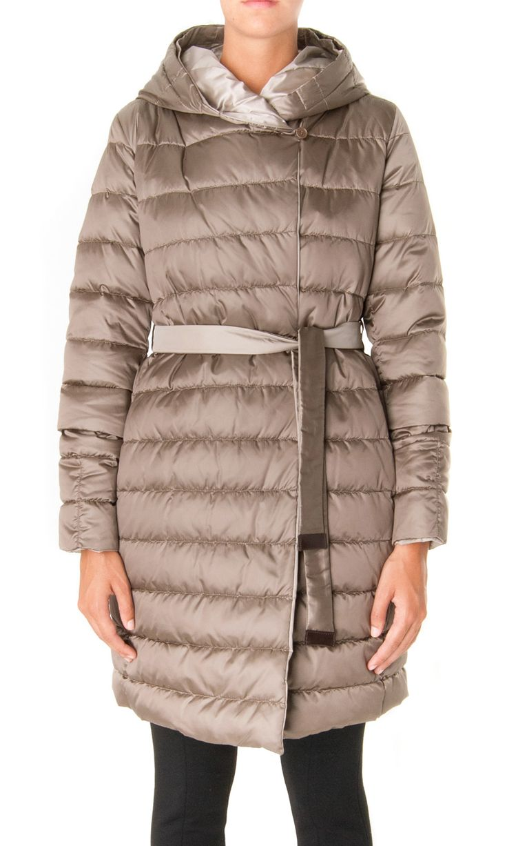 'S Max Mara Fall/Winter 2013 Reversible Down Long Jacket  http://www.sansovinomoda.it/Details/details.jsf?cod_prod=94860336019