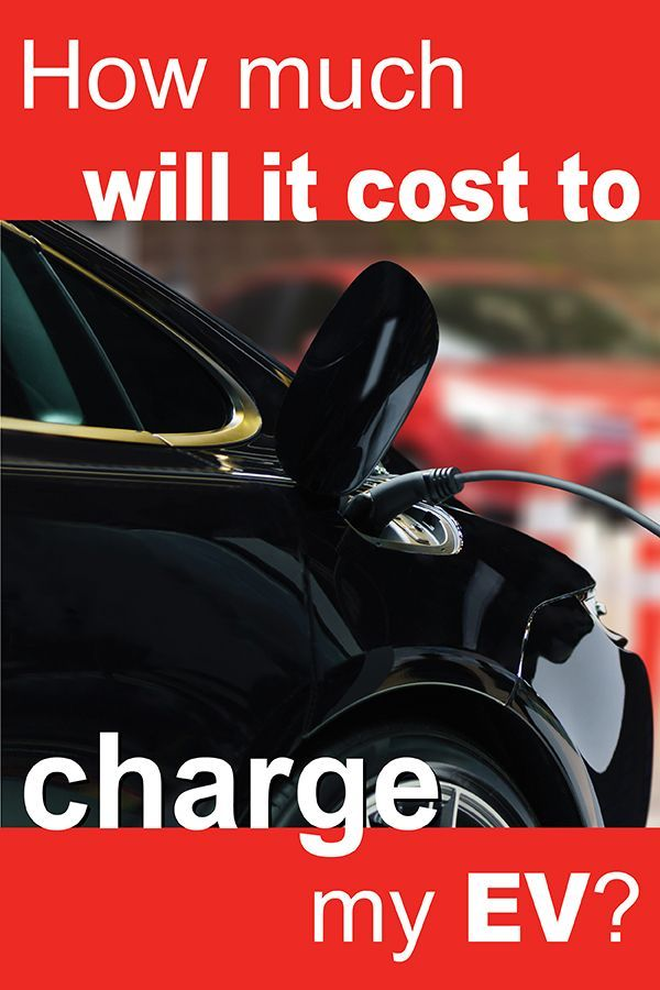 Not Only Can You See How Much It Costs To Charge Each Vehicle From Empty To Full But Electric Cars Electric Vehicle Charging Station Electric Vehicle Charging