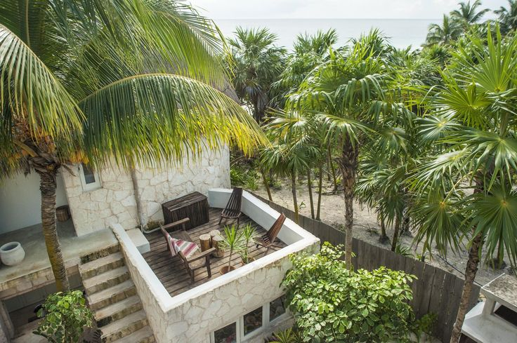 Nest Tulum  Where to Stay in Tulum Mexico Travel Guide - Insider Tips - Best Small Boutique Hotels
