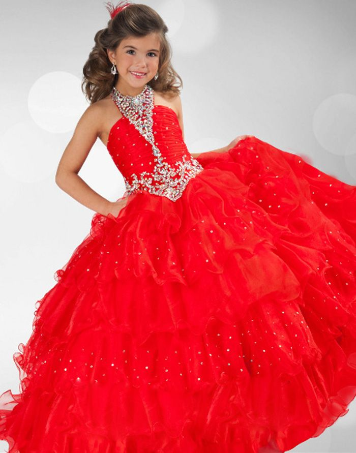 Pageant Dresses for Little Girls that Varies | Dresses for Little ...