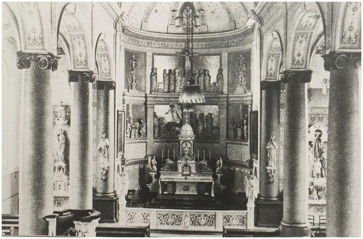 Beek en donk interieur van de r k kerk van de aartsengel for Interieur fotograaf