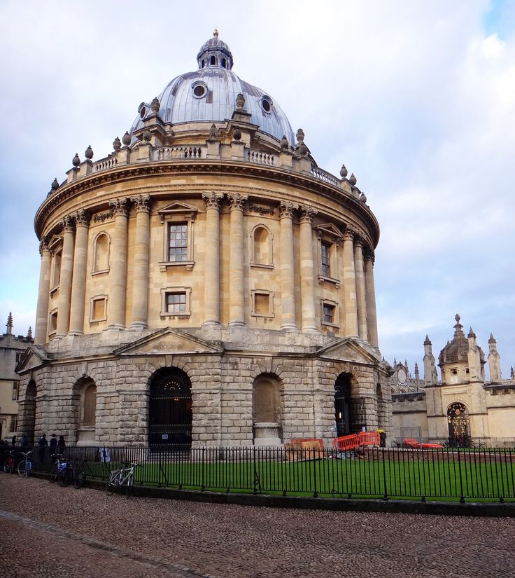 Radcliffe Camera Universidade de Oxford