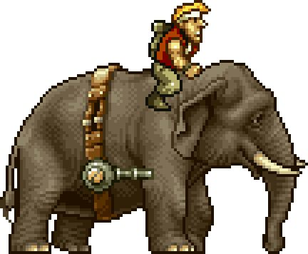 Give your sprites depth with sub-pixel animation « 2D Will Never Die