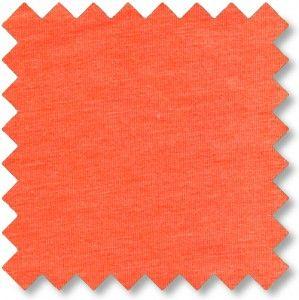 Viscose+jersey+Neon+orange++66%+POLYESTER,+26%+VISCOSE,+8%+ELASTAN Bredde:+165+cm. +-+stof2000.dk