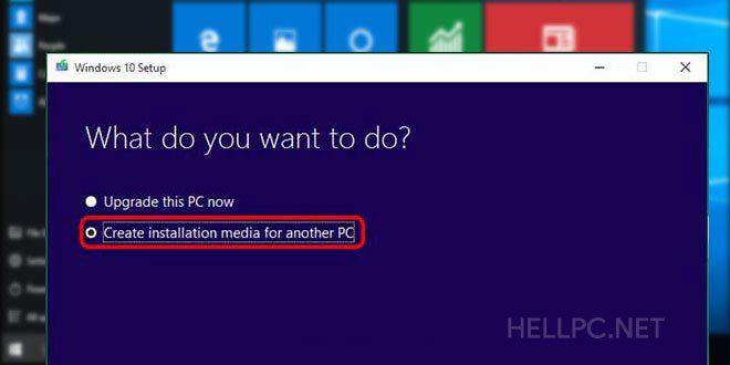 windows 10 iso media creation tool