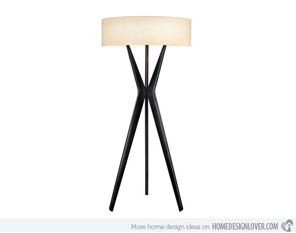 15 Modern Floor Lamp Designs