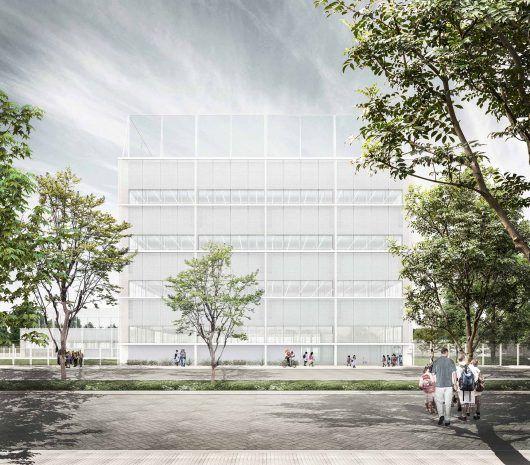 """""""Nuevas Escuelas"""" en la Ciudad de Buenos Aires. Entornos de Aprendizaje Eficaces: nuevos modelos de arquitectura escolar pública"""