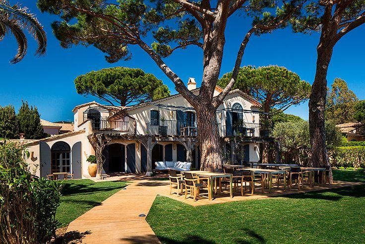 Maison d'hôtes de luxe à Cavalaire, Golfe de Saint-Tropez