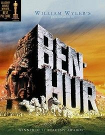 Ben Hur (1949) Charlton Heston plays Judah Ben-Hur, a proud Jew who runs afoul of friend Messala. Boasts an unforgettable chariot race and earned 11 Oscars, including Best Picture, Best Actor and Best Director. Condemned to life as a slave, Judah swears vengeance against Messala and escapes, later crossing paths with Jesus. Cast: Charlton Heston, Jack Hawkins, Haya Harareet, Stephen Boyd, Hugh Griffith...
