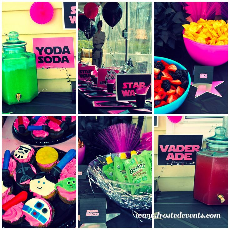 78 Best Images About Kids Party Ideas On Pinterest